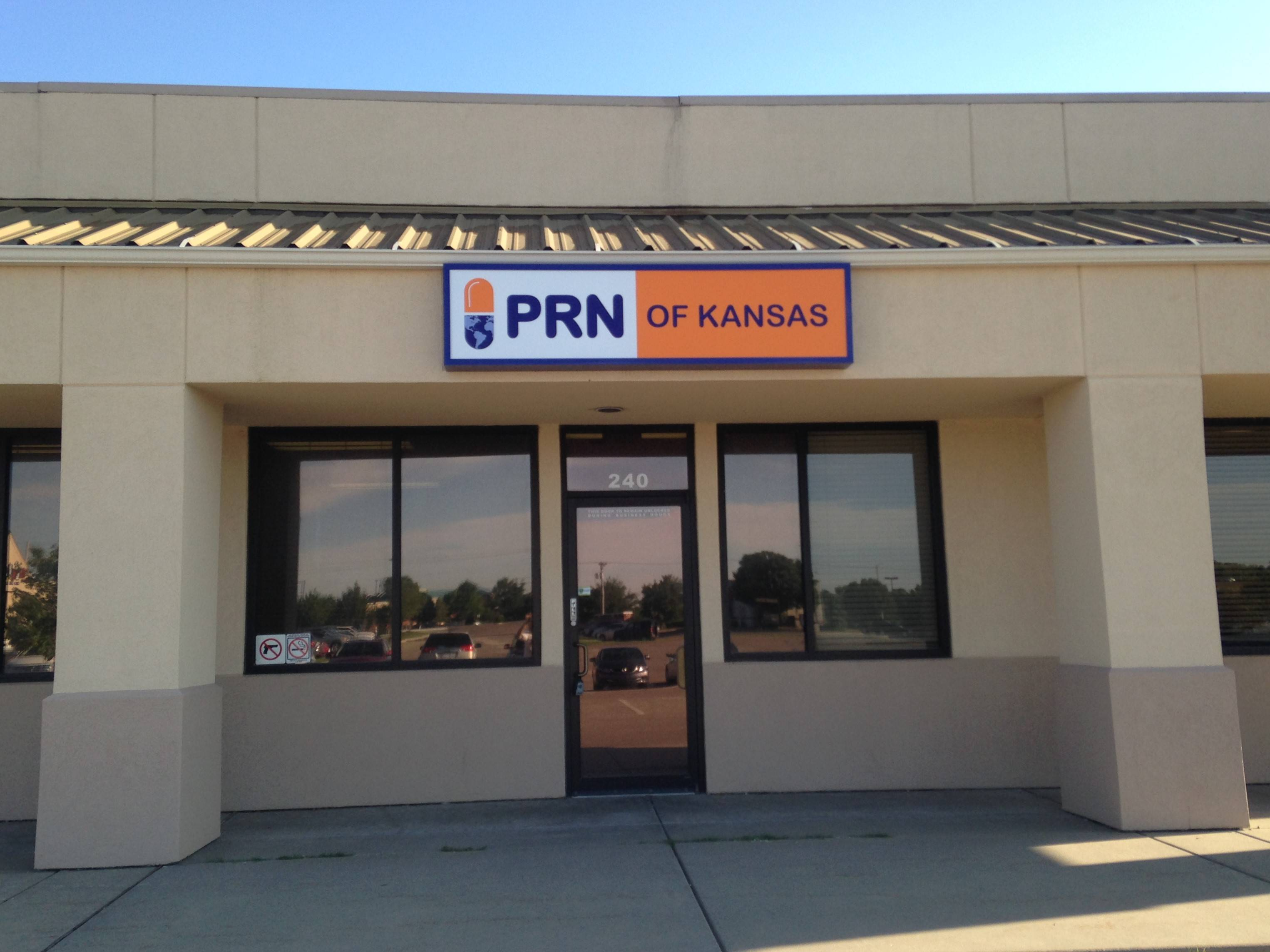 PRN of Kansas, 2260 N. Ridge Road, Suite 240, Wichita, Kansas, 67205
